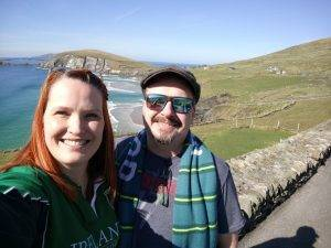 We have been in Ireland exactly 1 year now!