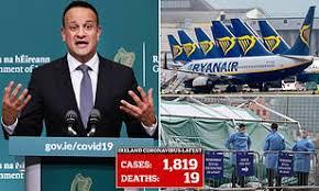 Ireland in Lockdown