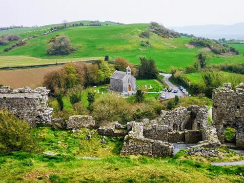 More off Rock of Dunamase Ruins